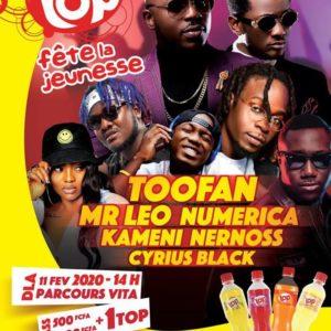 Concert Toofan Douala 11 février 2020