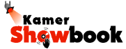 Kamer Showbook logo