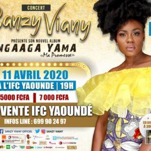 Sanzy Viany Presentation Album
