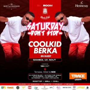 Saturday don stop with Coolkid