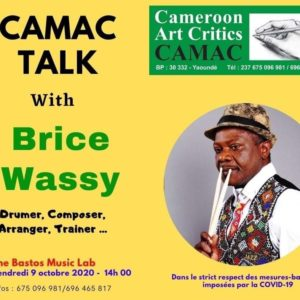 Camac Talk avec Brice Wassy