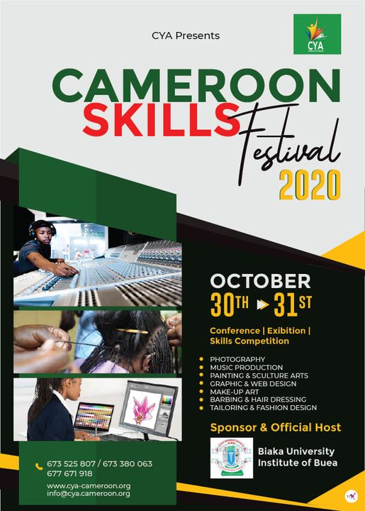 Cameroon skills festival 2020
