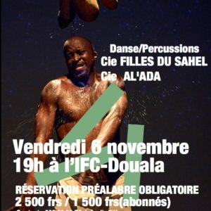 Spétacle Cie Filles du Sahel, Cie Al'Ada