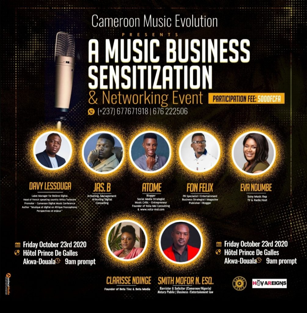 A Music Business Sensitization and Networking Event