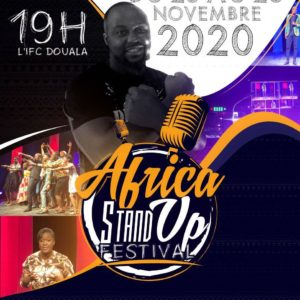 Africa Stand up festival 2020