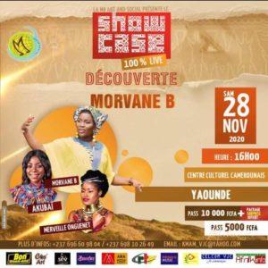Showcase Morvane B