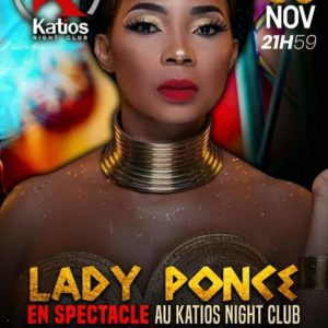 Spectacle Lady Ponce Katios