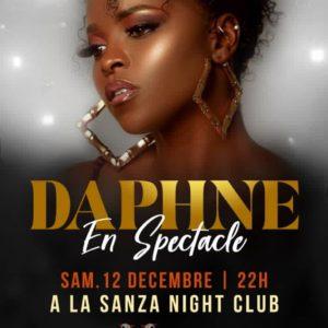 Daphné à la Sanza Night Club