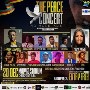 The peace concert