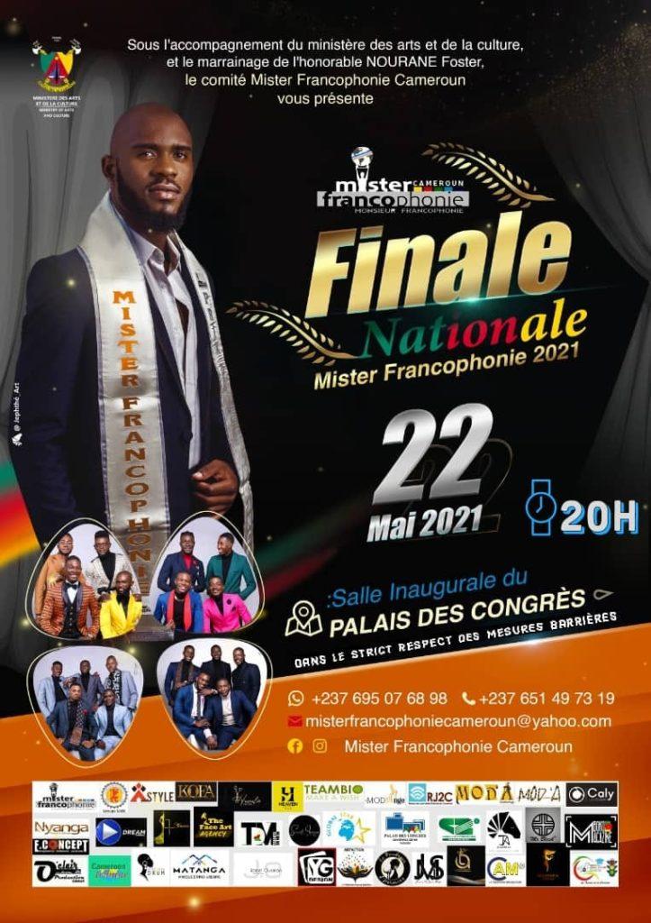 Mister Francophonie Cameroun 2021