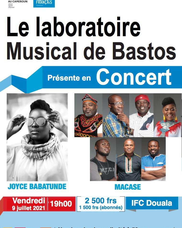 Concert Groupe Macase
