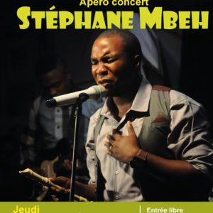 Stéphane Mbeh apéro Concert